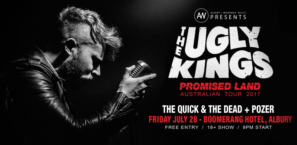 The Ugly Kings_Cover Photo
