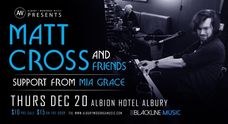 MATT CROSS cover photo website