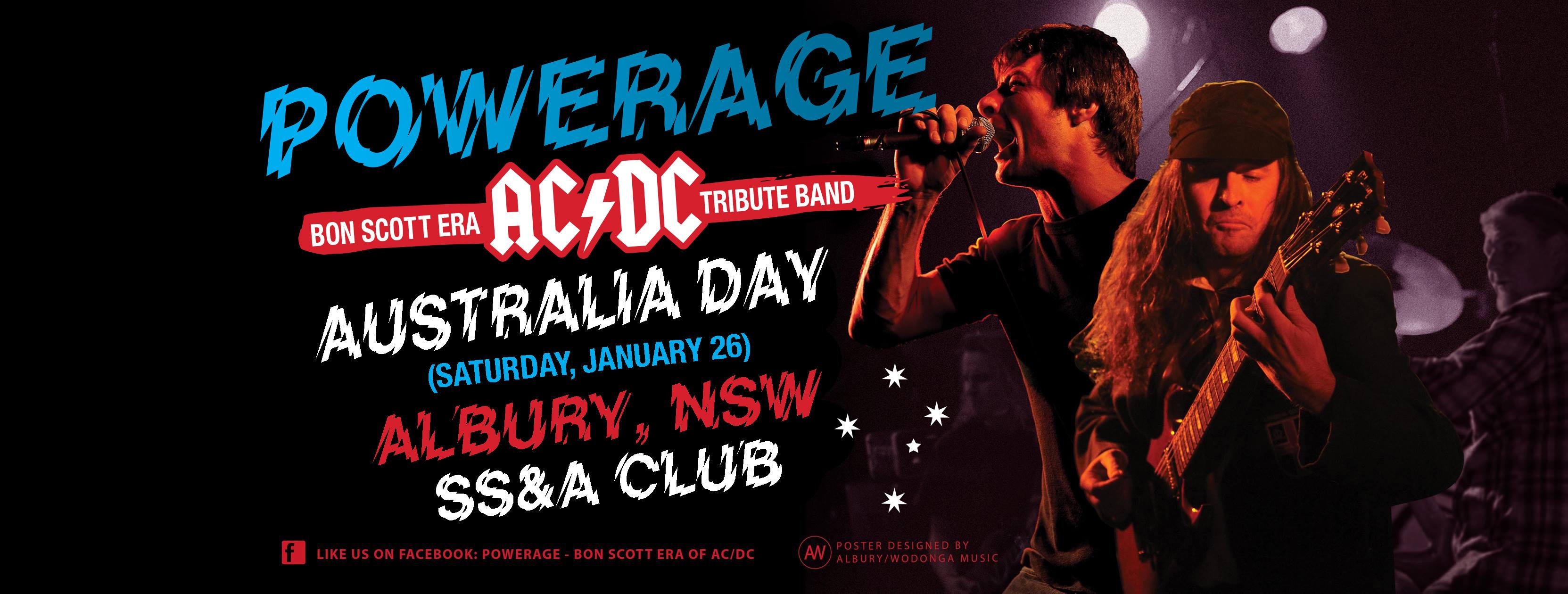 powerage cover photo_australia day